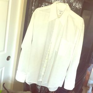 Men's Yves Saint Laurent Dress Shirt